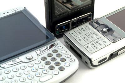 Mit Bluetooth Daten austauschen.