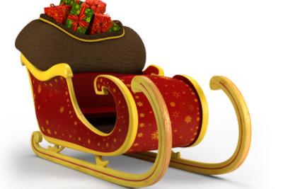 Geschenke versüßen den Nikolaustag.
