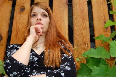 Rote Haare stehen vielen Frauen.