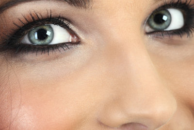 Perfekter Lidstrich Dank Liquid Eyeliner.