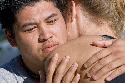 Eine Liebes-Entschuldigung kann Beziehungen retten.