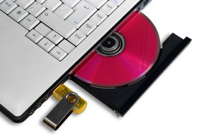 Datenträgerverwaltung, die Zugriffsverwaltung Ihrer Datenträger.