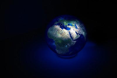 Die Welt mit Google Earth betrachten