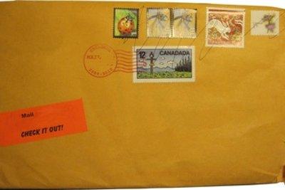 Fremde Post geht niemanden etwas an.