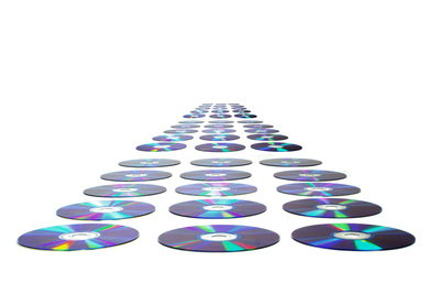 Von CDs können Abbilder erstellt werden.
