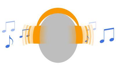 So funktioniert Musik ohne filsh.