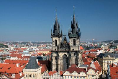 Sorglos einkaufen in Prag