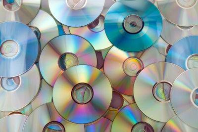 DVDs sind eine gute Unterhaltung.