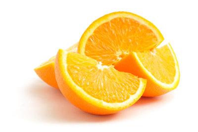 Obst enthält viel Säure.