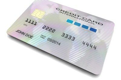 Kreditkarte oder PayPal für eBay.