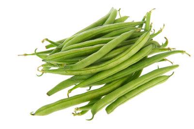 Dörrbohnen sind getrocknete grüne Bohnen.