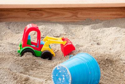 Auf den richtigen Sand kommt es an.