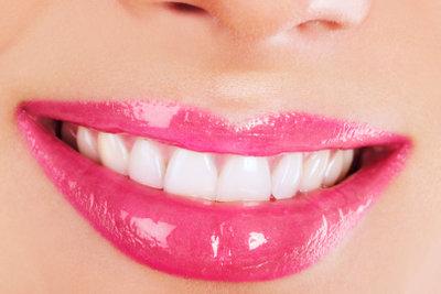 Zahnmodelle sind gefragt.