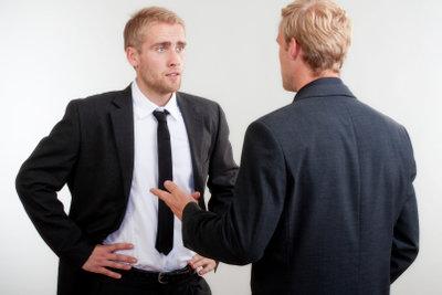 Argumentieren kann man lernen.