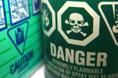 Es gibt viele Giftquellen.