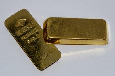 Gold können Sie zu Barren weiterverarbeiten.