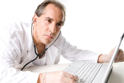 Einen Arzttermin vergessen ist nicht schlimm.