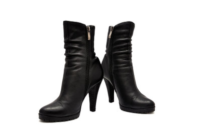 Laufen Sie neue Schuhe richtig ein.