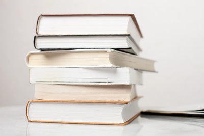 Bücher besitzen einen besonderen Reiz.