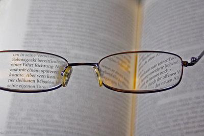 Brillengläser mit einfachen Hausmitteln reinigen