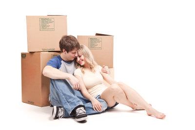 Eine eigene Wohnung bedeutet viel Freiraum.