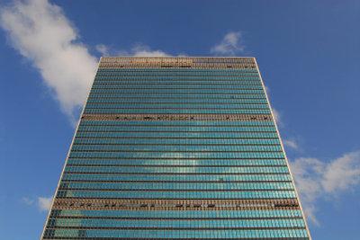Hauptquartier der UNO in New York