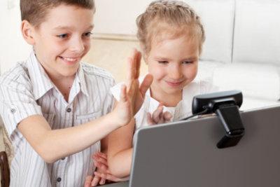 Skype erleichtert weltweite Kommunikation.