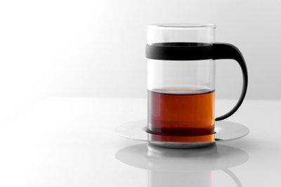 Tee kann das Abstillen unterstützen.