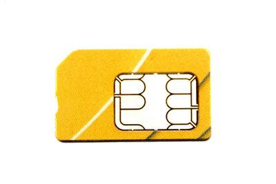SIM-Karte funktioniert nur mit richtigen Einstellungen.