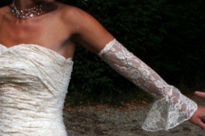 Wollen Sie das Kleid färben lassen?