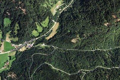Landschaftliche Höhenunterschiede ablesen