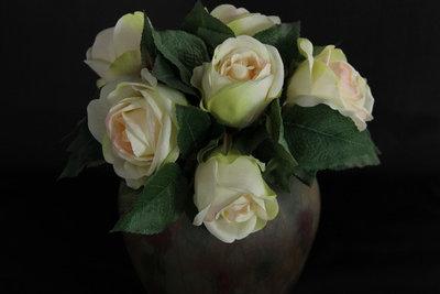 Rosen einfach länger frisch halten.
