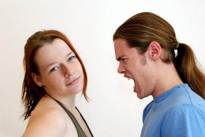 Auf Streit folgt oft die Trennung.