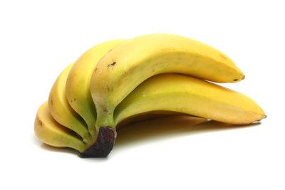 Bananen liefern wichtiges Magnesium als Nervennahrung.