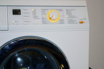 Moderne Haushaltmaschinen werden immer energieeffizienter.