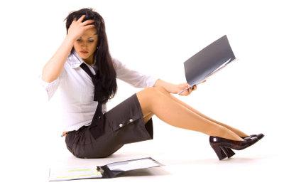 Arbeitgeber muss Ihnen Arbeitspapiere aushändigen.