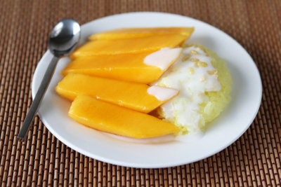 Kokosmilch-Desserts können Sie selber machen.