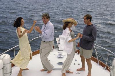 Für einen abwechslungsreichen Geburtstag sorgt die Party auf einem Schiff.