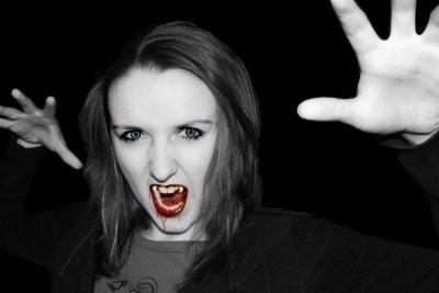 Der Vampirismus ist ansteckend.