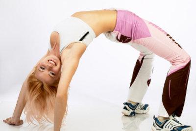 Sport verbrennt Kalorien.