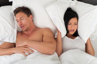Insbesondere nachts ist Lärm unerträglich.