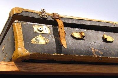 Gepäckschäden sofort reklamieren.