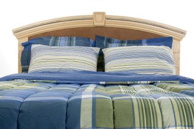 Bettdecken sind entscheidend für guten Schlaf.
