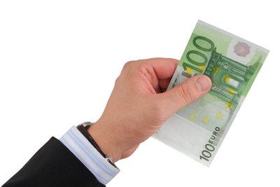 Geld gibt es vom zufriedenen Chef.