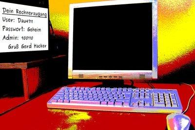 Alptraum jedes Nutzers: der Black Screen.