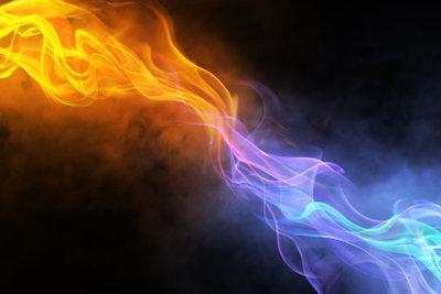 Feuer und Rauch sind lebensgefährlich!