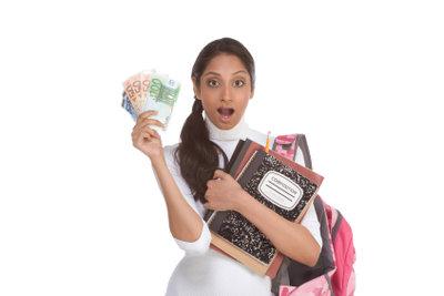 Studenten sollten kein Geld verschenken