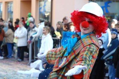 So gelingt der Auftritt als Clown.