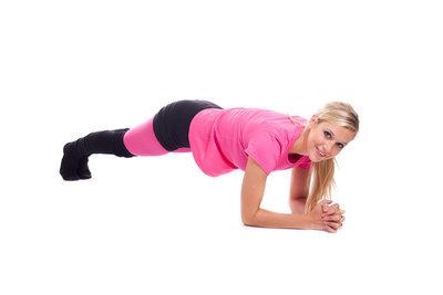 Bewerben Sie sich in einem Fitnessstudio.