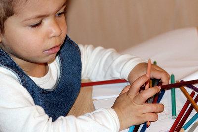 Mit Kindern zu arbeiten, ist anspruchsvoll.